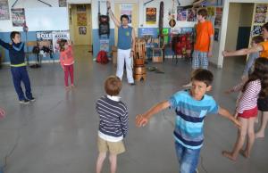 Initiation Capoeira