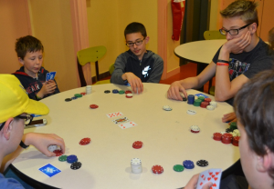 Finale de poker