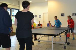 Ping-pong en double